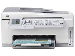 How to do a hard reset on HP C6180 printer