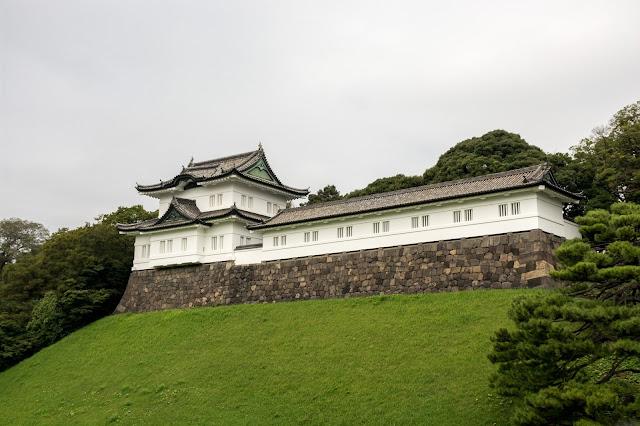cestování po světě, blog, japonsko, tokyo, tokio, imperial palace, královský palác