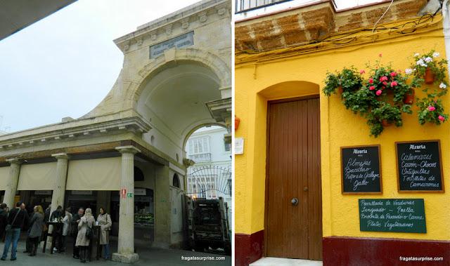 Restaurantes em Cádiz