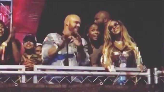 Beyonce Dances as Jay-Z and the Made in America Crowd Sing 'Happy Birthday' to Her: Watch!