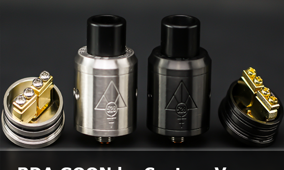Flavor Chaser? Ini dia Top 5 Best Flavor RDA
