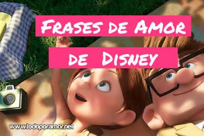 Frases De Amor Con Imagenes De Disney
