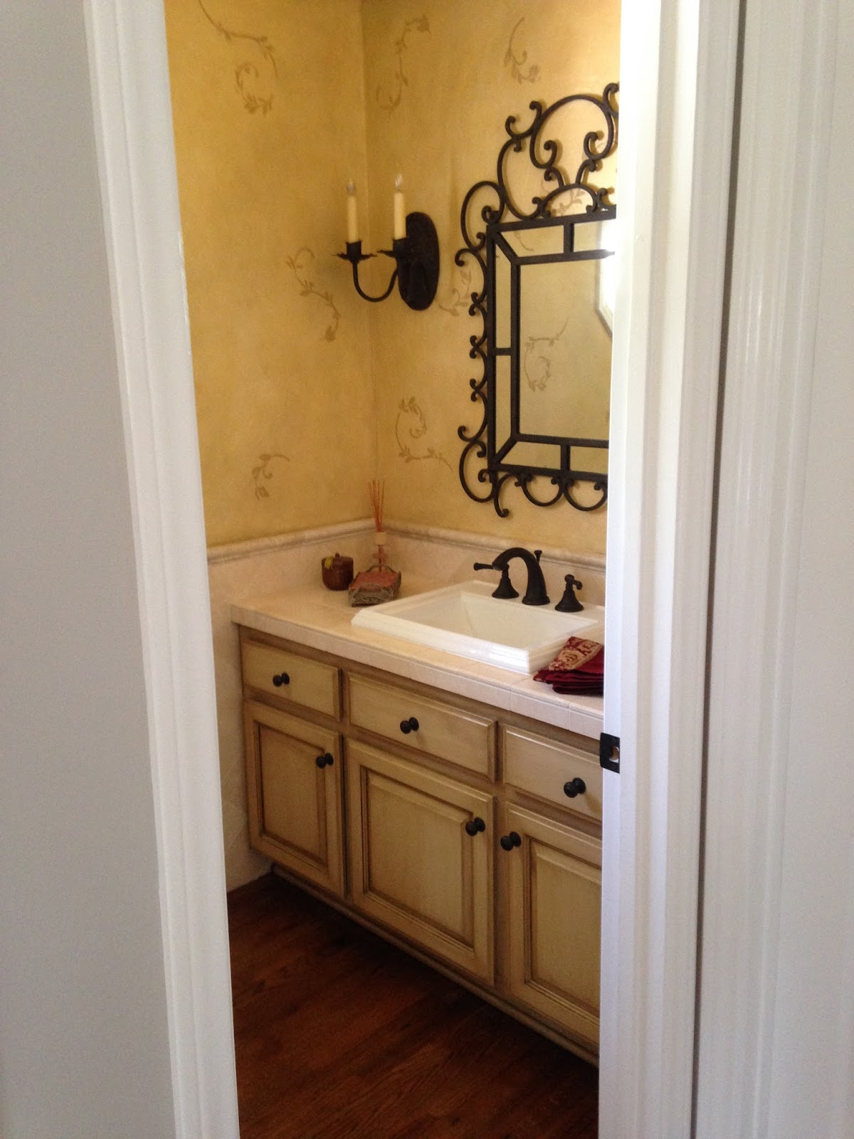 rustic rooster interiors guest bathroom interior design