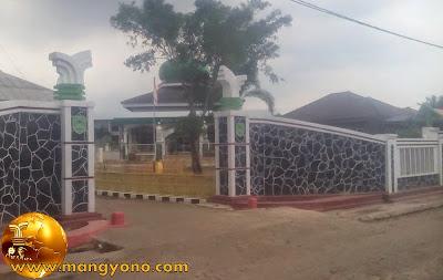 Kantor Desa Sukareja, Kecamatan Sukasari. Poto Jepretan Kang Ian Susanto , Facebooker Subang ( FBS ).