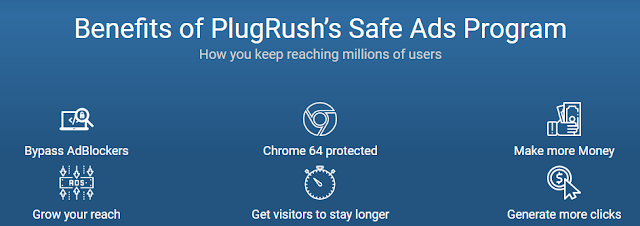Plugrush review - Best adult ad network