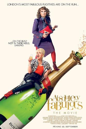 Absolutely Fabulous: The Movie เว่อร์สุด มนุษย์ป้า!