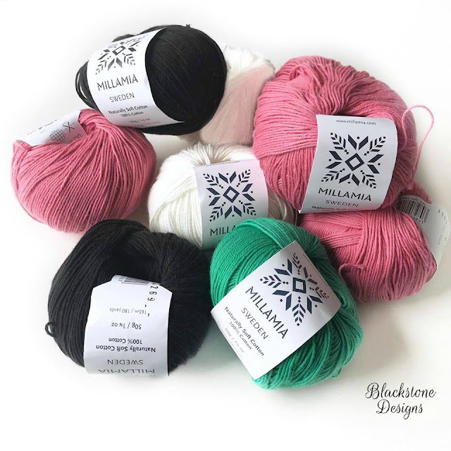 Millamia Naturally Soft Cotton Review of Yarn