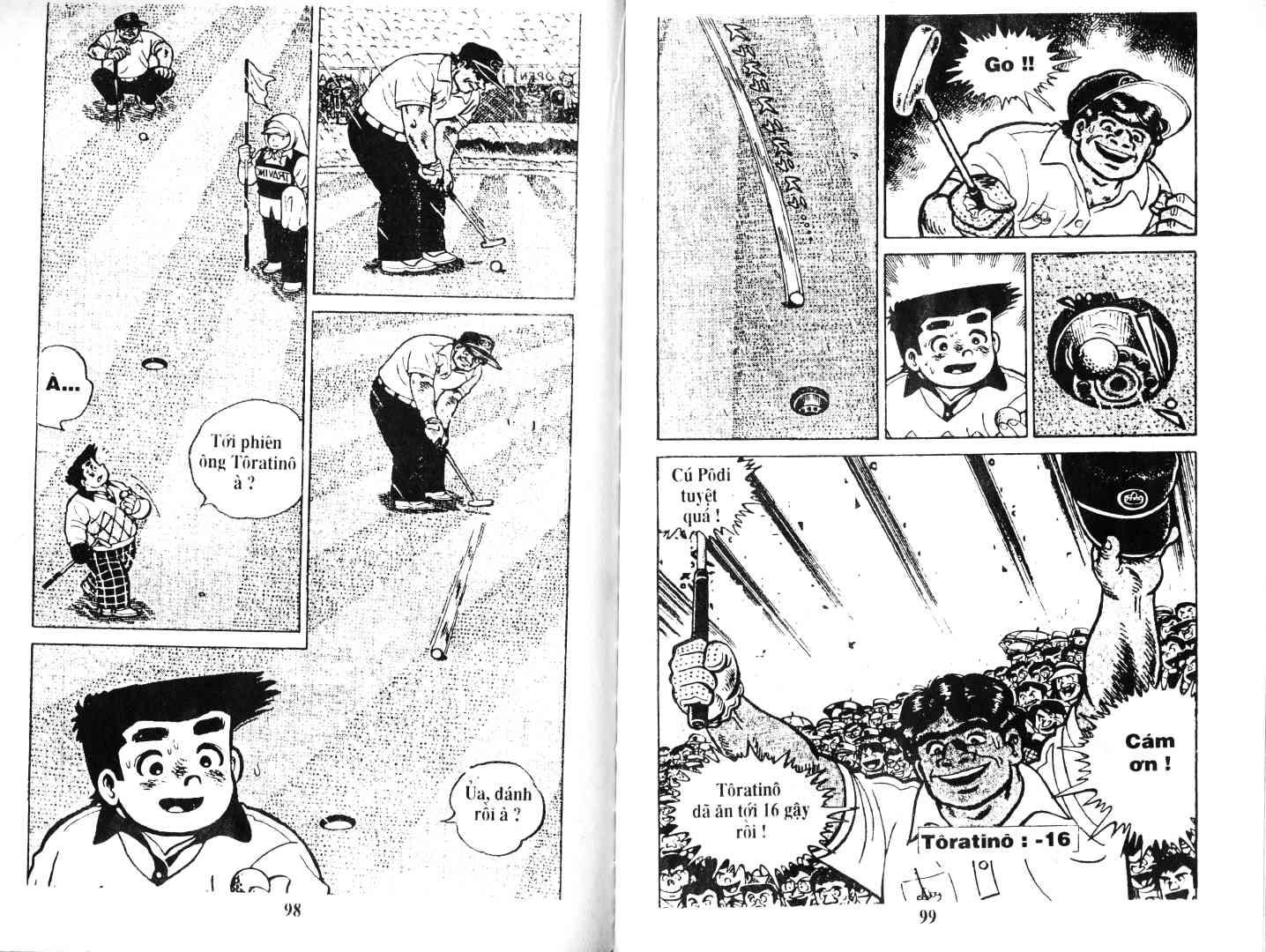 Ashita Tenki ni Naare chapter 47 trang 49
