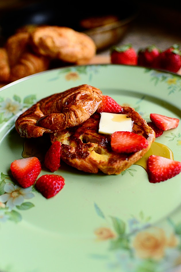 CAMPING BREAKFASTS - FRENCH TOAST 7 WAYS