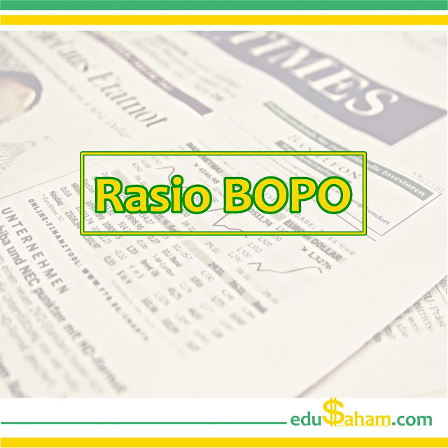 Rasio BOPO Perusahaan Bank di BEI Tahun 2014