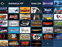 Game psp ppsspp android high compress Terbaru
