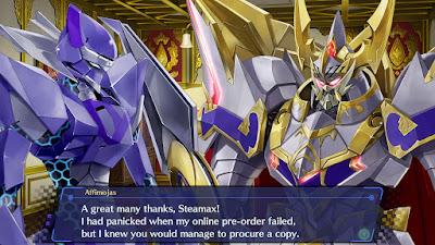 Megadimension Neptunia VIIR Game Screenshot 9