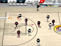 Stickman Basketball 2017 Apk v1.1.2 Mod (Unlocked) Terbaru 2016