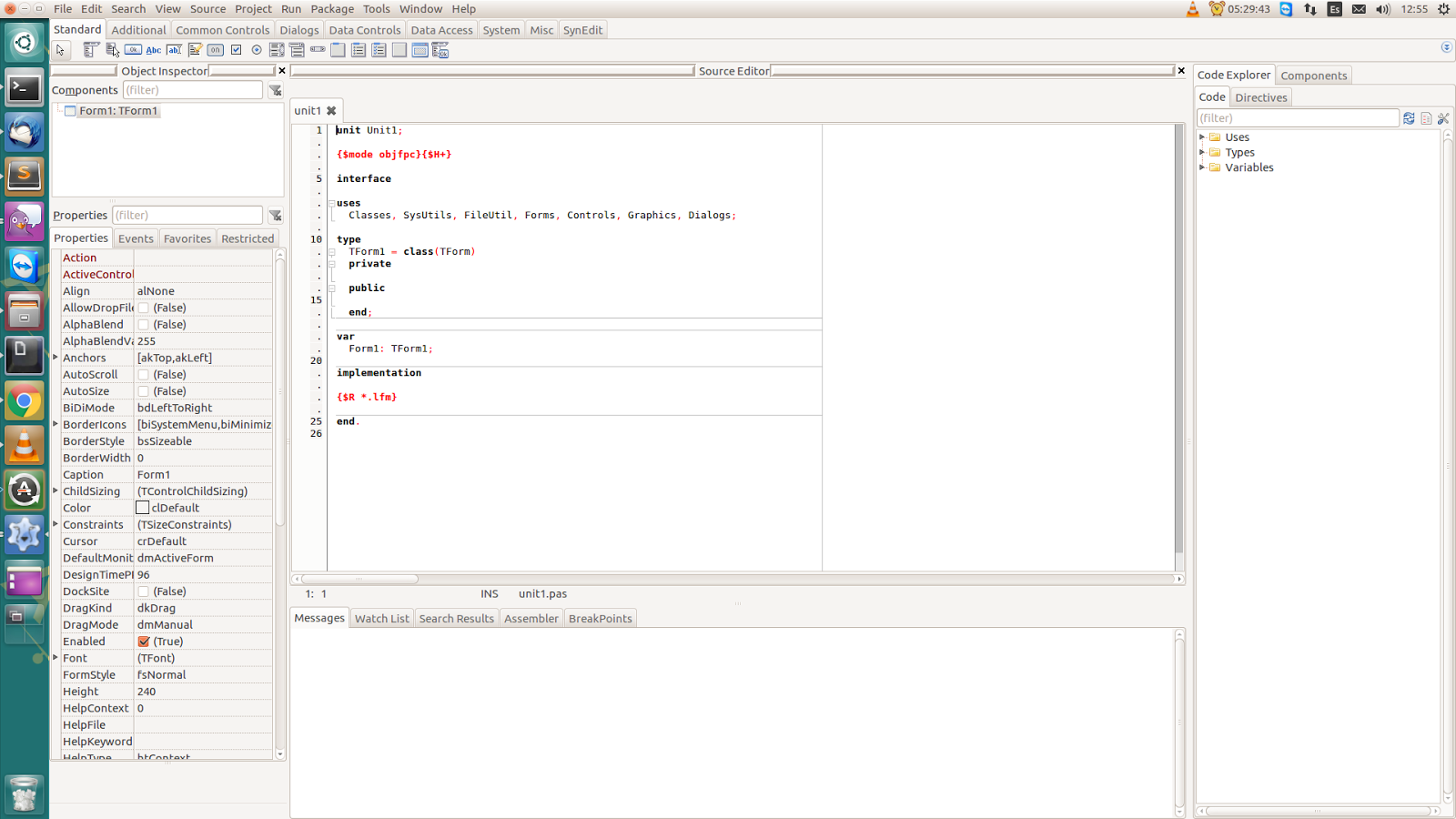 Cyric - Dev notes: Lazarus en Single Document Interface