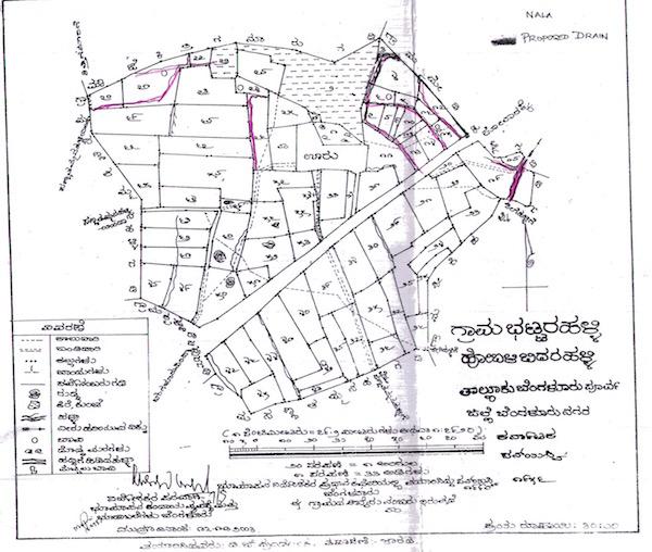 BBMP makes Rajakaluve / Storm Water Drain Maps public