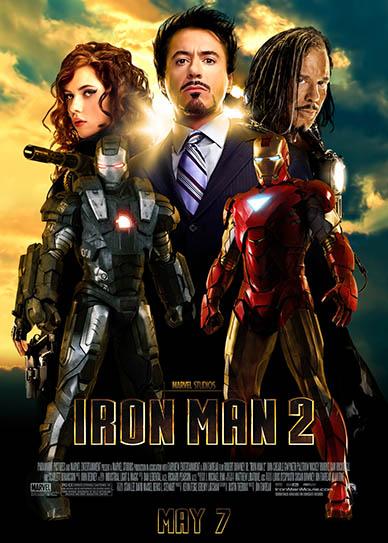 Bosbioskop Iron Man 2 (2010)