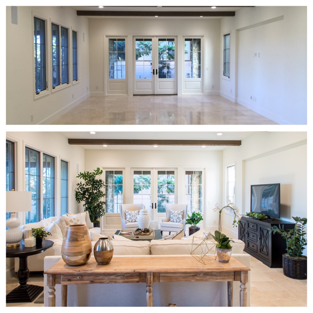 Bdg Style Orange County Real Estate Staging