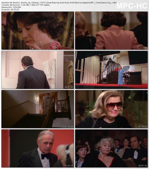 Noche de estreno | 1977 | Opening Night