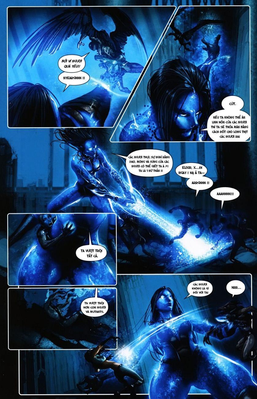 X-Men Necrosha chap 13 trang 19