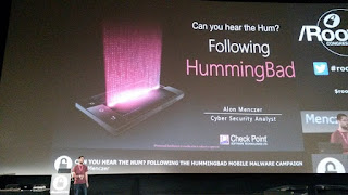 Rooted2017 - Alon Meczer y Following HummingBad