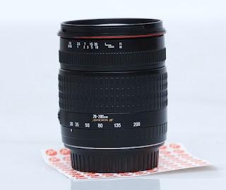 jual lensa sigma 28-200mm bekas