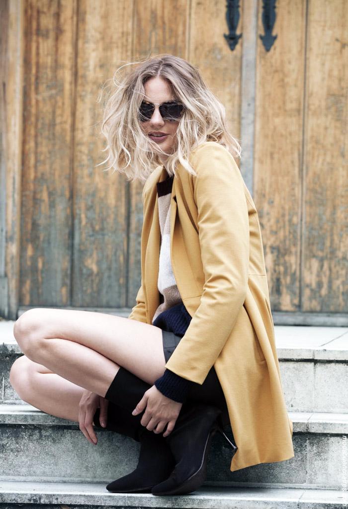 Blazers invierno 2019 minifaldas moda urbana.