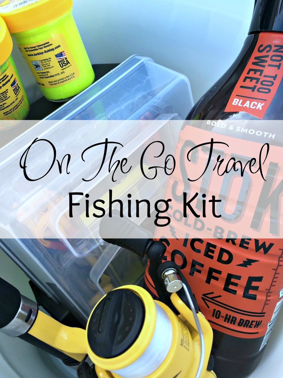 motorcycles fishing and inspiration with stokcoffee cbias ad