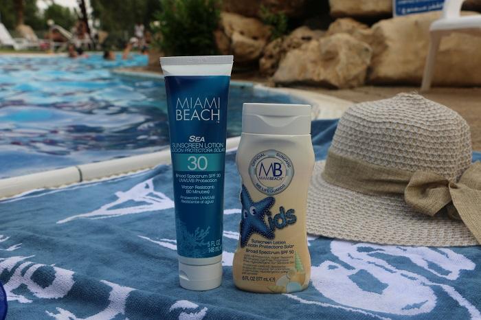 תכשירי הגנה מהשמש של Miami Beach – אופנה בטיפוח