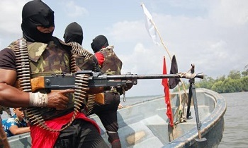 Fear of Buhari: Niger Delta Avengers Cowardly Take Cover