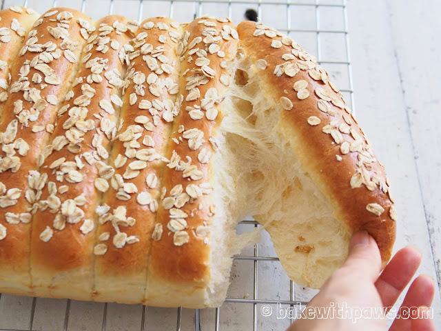 Pull Apart Soft Bread