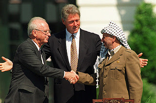 """Yitzhak Rabin  primeiro """"sabra"""" a ser primeiro ministro de Israel"""
