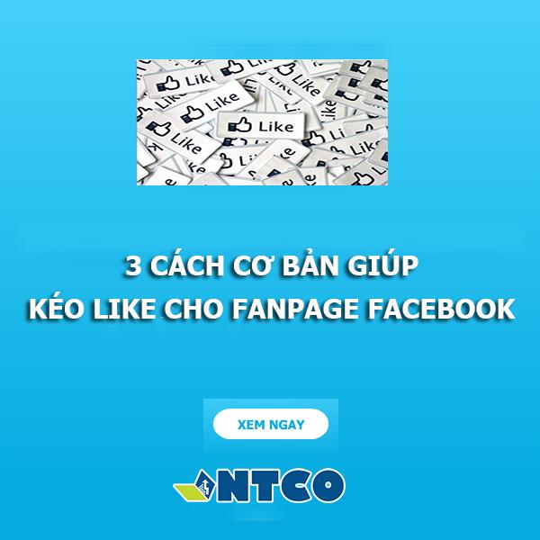 cach tang like fanpage