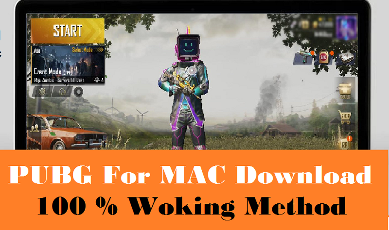 PUBG for Mac (MacBook) Free Download -100% Working Methods