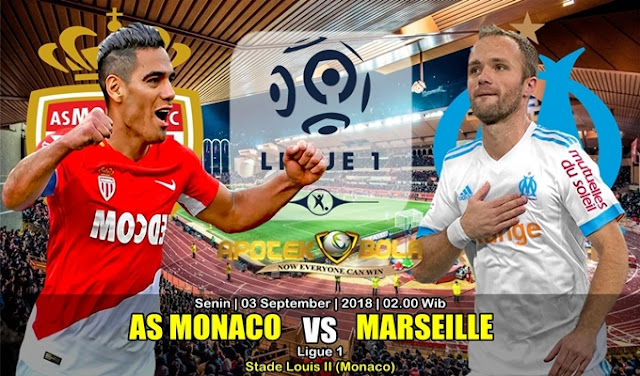 Prediksi Monaco Vs Olympique Marseille 3 September 2018