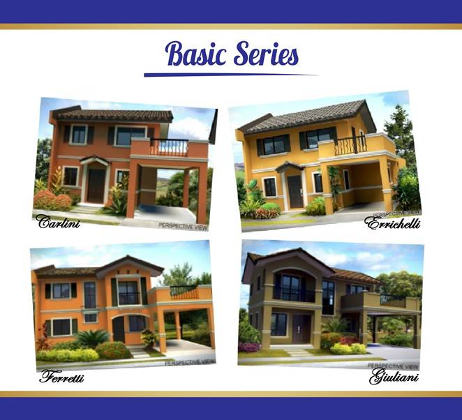 crown asia welcomes new house models in basic series in ponticelli - House Models Pictures