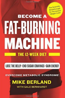 BECOME A FAT-BURNING MACHINE cover