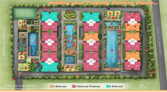 Wandervale EC Site Plan