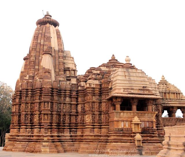 Western Temples, Khajuraho