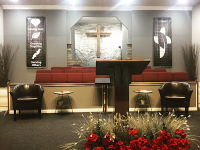Central Baptist Media Vinyl Banners | Banners.com