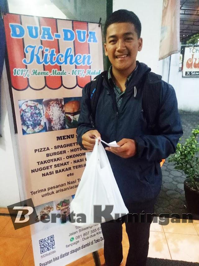 """Andong"", Jasa Transportasi Online Di Kabupaten Kuningan"
