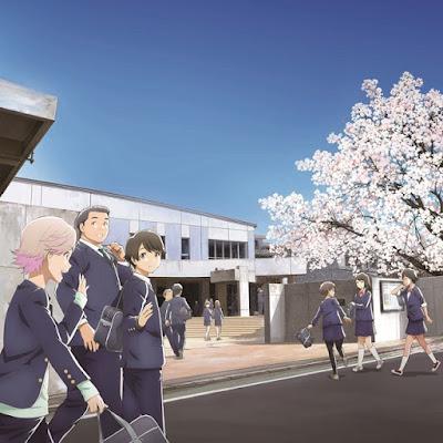 Tsuki ga Kirei (Konya wa Tsuki ga Kirei desu ga, Toriaezu Shine 今夜は月が綺麗ですが、とりあえず死ね)