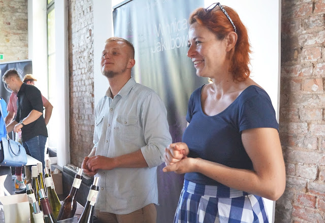Polskie wina, cydry i ich łączenie z potrawami.
