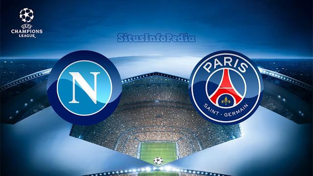 PREDIKSI Napoli vs Paris Saint Germain