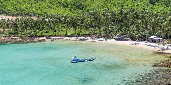 Du lịch biển Kiên Giang với 4 thiên đường-7