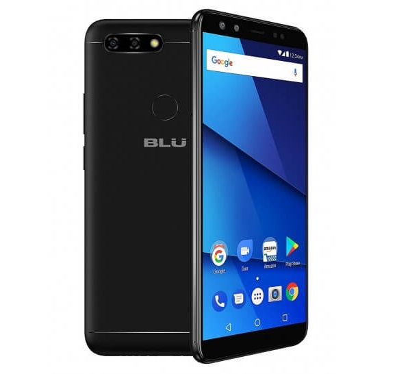 BLU Intros Vivo X; 18:9 Screen, Quad Cameras and 4010mAh Battery