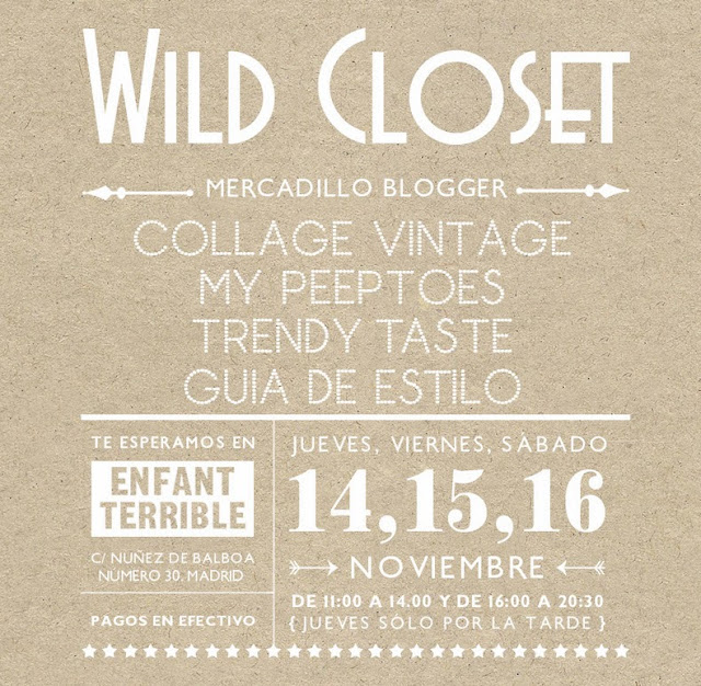WILD CLOSET: Mercadillo Blogger-226-cristinablanco