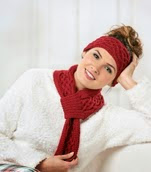 http://www.letsknit.co.uk/free-knitting-patterns/cabled-scarf-and-headband
