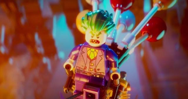 El Joker en el nuevo spot de The LEGO Batman Movie