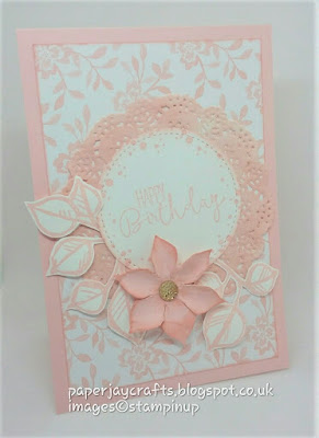 Paperjay Crafts Pretty In Pink Powder Pink