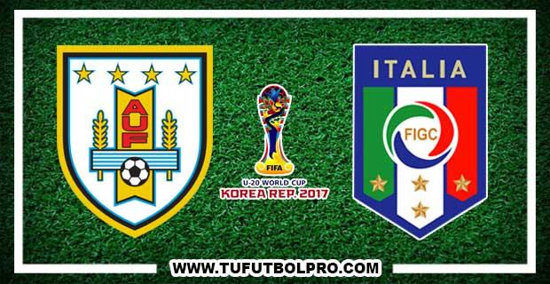 Ver Uruguay vs Italia EN VIVO Por Internet Hoy 11 de Junio 2017